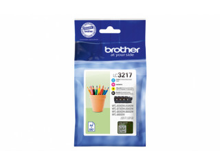 Brother LC-3217 Value Pack 4er-Pack LC3217VALDR