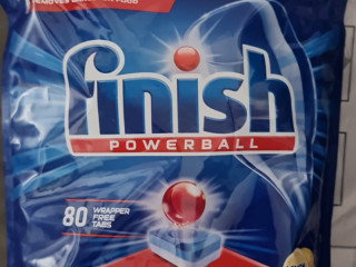 FINISH ALL IN ONE MAX 80 TABS CITROEN (CZ)